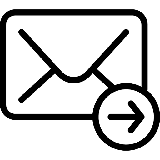 Mail-Forward icon