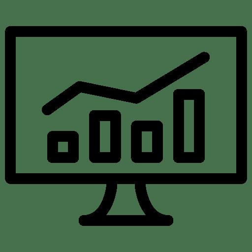 Monitor-Analytics icon