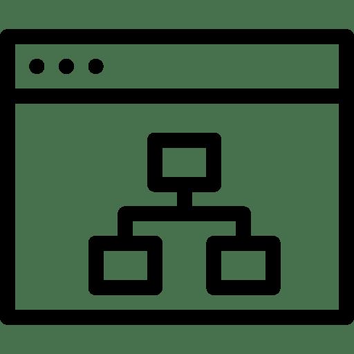 Network-Window icon