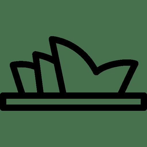 Opera-House icon