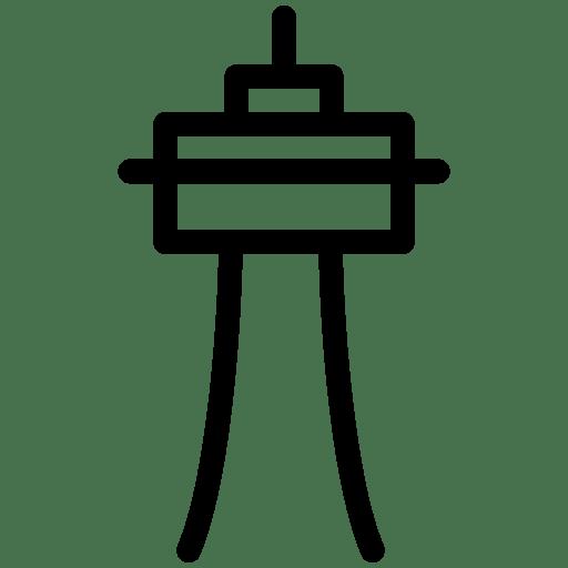 Space-Needle icon