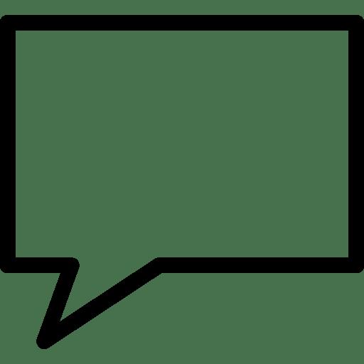 Speach-Bubble-4 icon