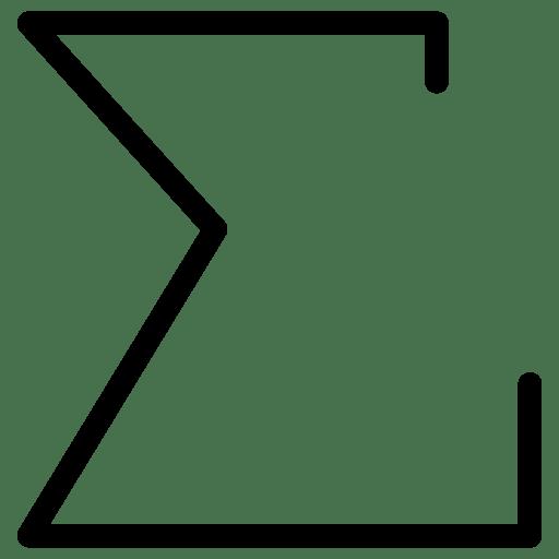 Sum 2 icon