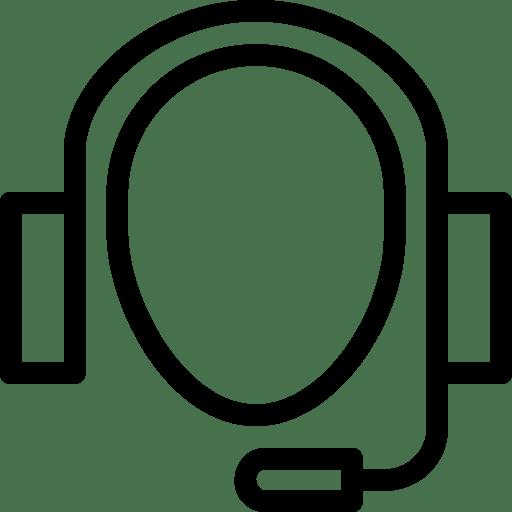 Support Icon | Line Iconset | IconsMind