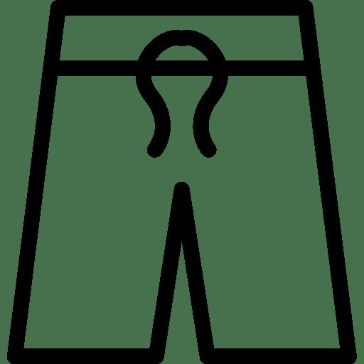 Swimming Short icon