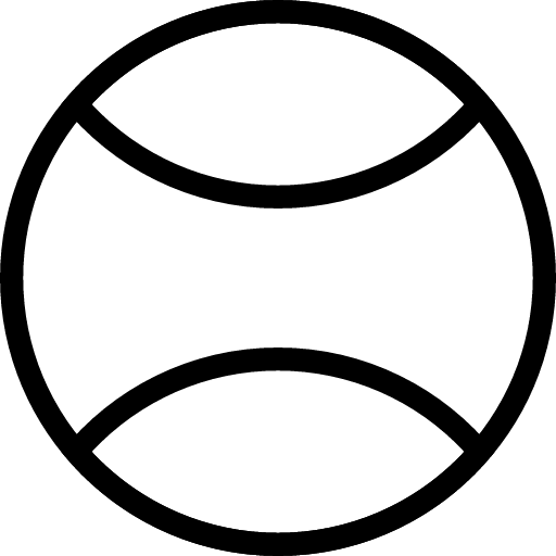 Tennis-Ball icon