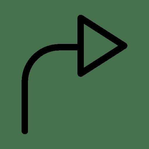 Turn-Right-3 icon