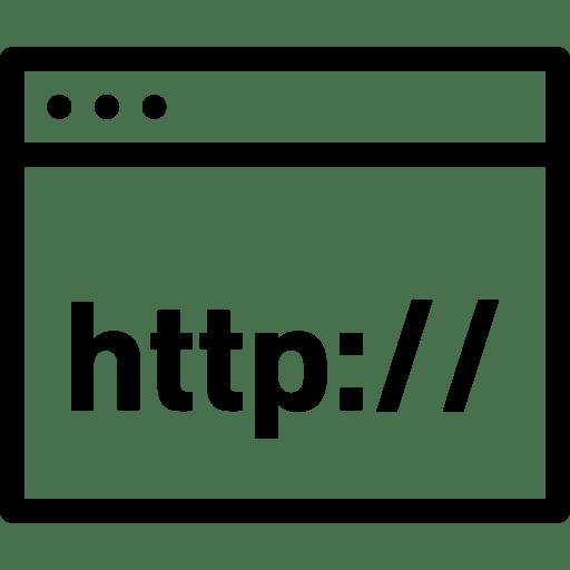 URL-Window icon