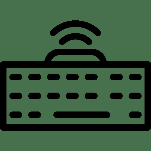 Wifi-Keyboard icon