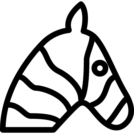 Zebra icon