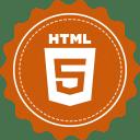 Html 5 icon