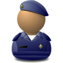 Elite Captain Blue Shielded icon