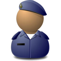 Elite Captain Blue icon