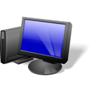 My Computer No Wallpaper icon