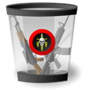 Recycled Full icon