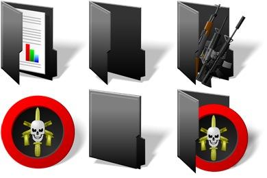 Elite Folders Icons