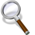 Search-brown icon