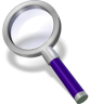Search-violett icon