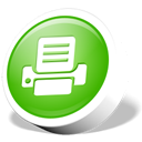 Webdev print icon