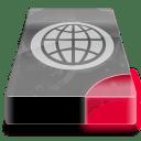 Drive 3 br network webdav icon