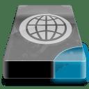 Drive 3 cb network webdav icon