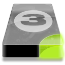Drive 3 sg bay 3 icon