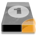 Drive 3 uo bay 1 icon