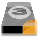 Drive 3 uo bay 3 icon