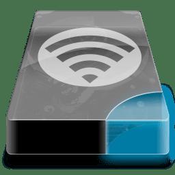 Drive 3 cb network wlan icon