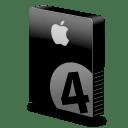 Drive slim bay 4 apple icon