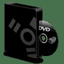 Dvd-burner-firewire icon