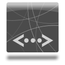 Network lan icon