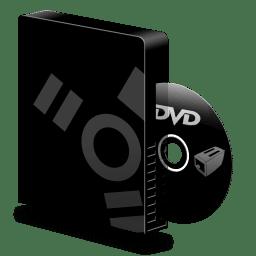 Dvd burner firewire icon