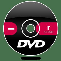 Dvd minus r icon