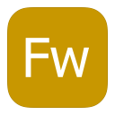 MetroUI Apps Adobe Fireworks icon