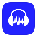 MetroUI Apps Audacity icon