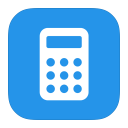 MetroUI Apps Calculator icon