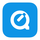 MetroUI Apps QuickTime icon