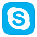 MetroUI Apps Skype icon