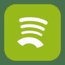 MetroUI Apps Spotify icon