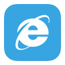 MetroUI Browser Internet Explorer 8 icon