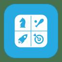 MetroUI Folder OS Game Center icon