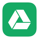 MetroUI Google Drive icon
