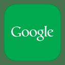 MetroUI Google icon