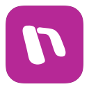 MetroUI Office OneNote icon