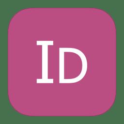 MetroUI Apps Adobe InDesign icon