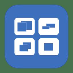 MetroUI Apps Mac Spaces icon