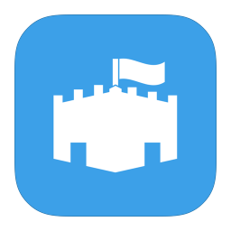 MetroUI Apps Microsoft Security icon