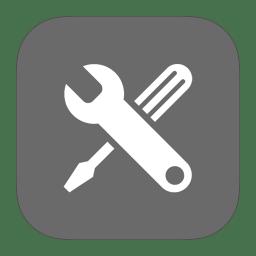 MetroUI Folder OS Configure Alt icon