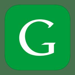 MetroUI Google Alt icon